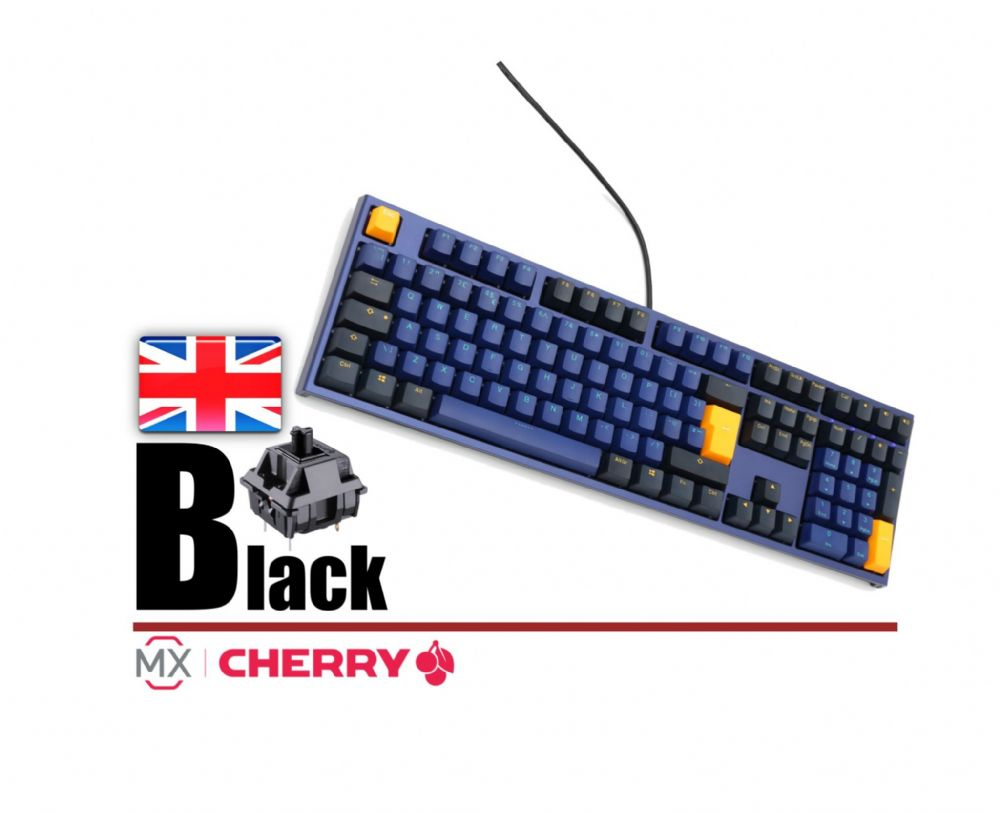 Ducky Channel One2 Horizon DKON1808-AUKPDZBBH